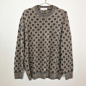 Vintage Pronto Uomo Made in Italy Sweater